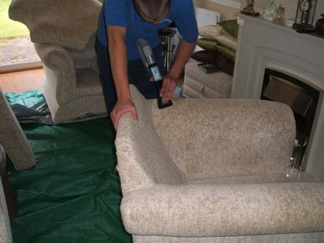 Upholstery Cleaning 9
